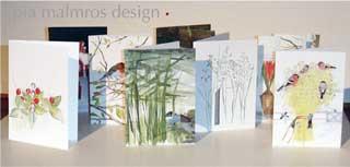 Pia Malmros Design Kort